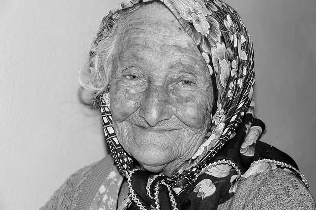 общение с пожилыми родственниками