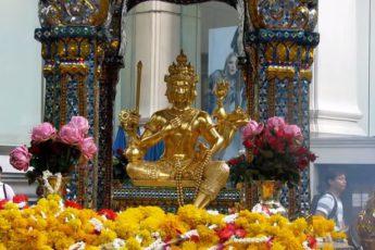 Алтарь Эраван в Таиланде
