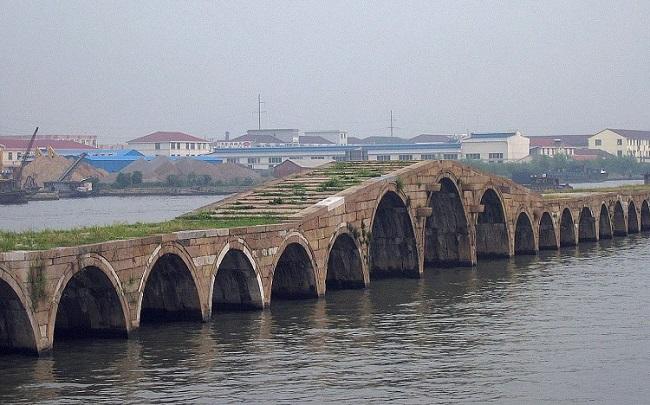 Китай Мост драгоценного пояса