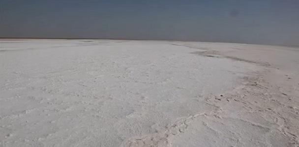 Озеро Асаль соль