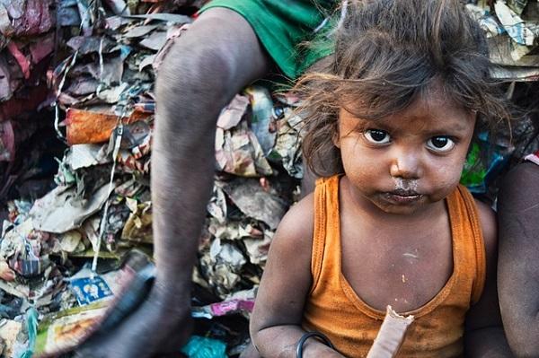 Индия ребенок