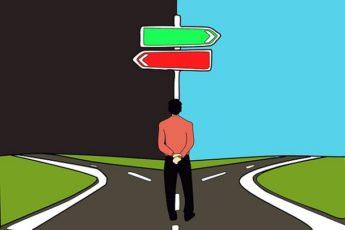как сделать выбор