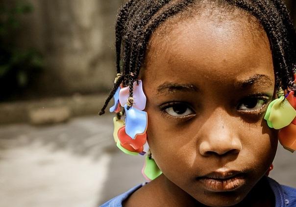 Сомали девочка