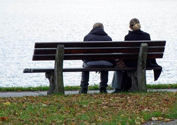 супруг общается с бывшей