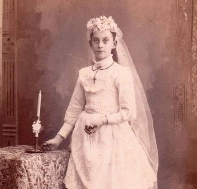 посмертные фотографии 19 века