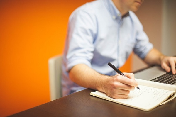 зачем писать ручкой