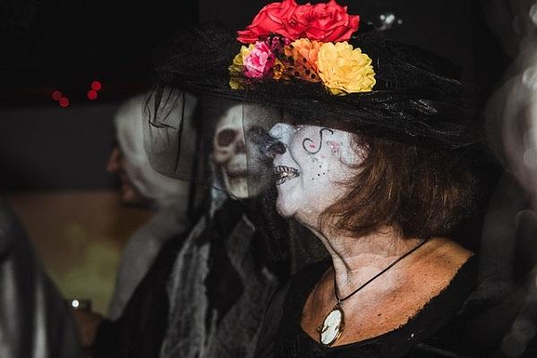 наряд на Хеллоуин