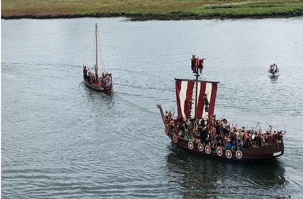 викинг ушел в поход