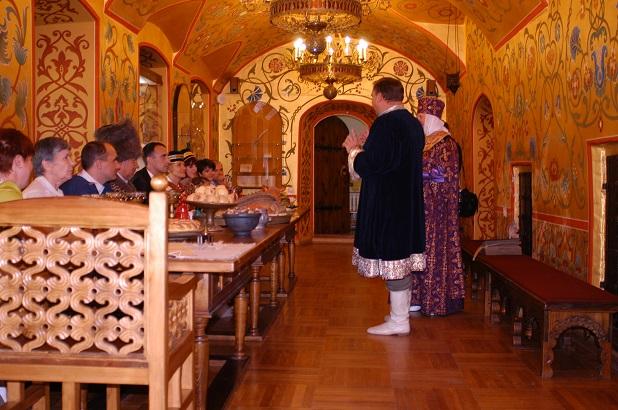 свадьба в Рязанском Кремле