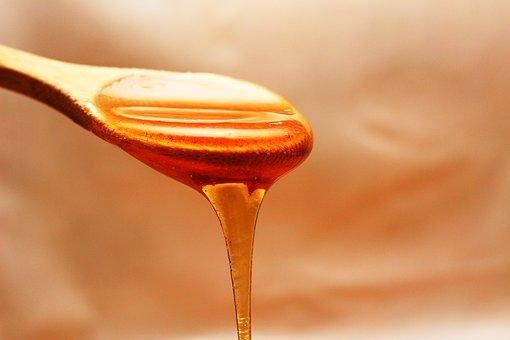 мед в чай