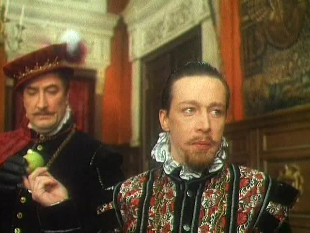 Михаил Ефремов в роли короля Карла IX