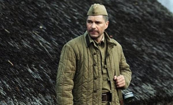 Сергей Маховиков в сериале «Наркомовский обоз»