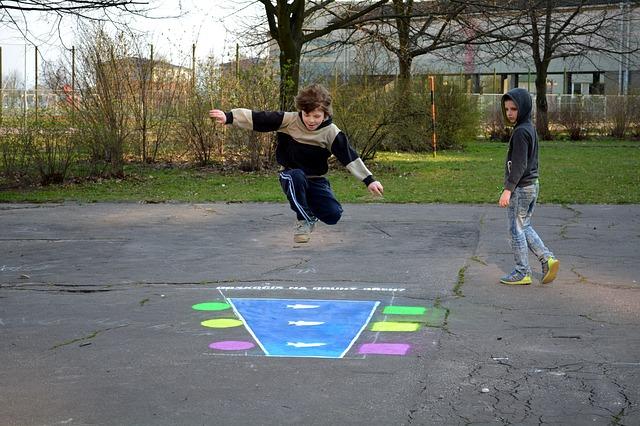 подвижные игры детства