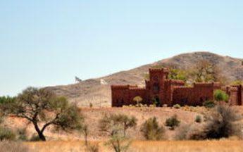 достопримечательность пустыни Намиб