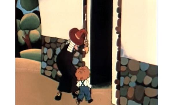 Замок лгунов мультфильм
