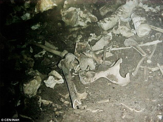 кости Евы остались нетронутыми
