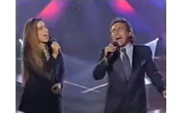 Феличита Аль Бано и Ромина Пауэр